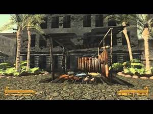 Fallout New Vegas Mods: Revisitations, Street Sweeper, and Bullet Time - Part 3