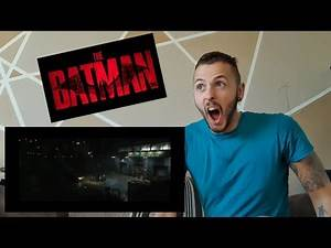 Batman Fan REACTION To - THE BATMAN Trailer 2021