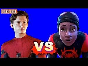 Peter Parker Vs Miles Morales - Who's The Best Spider-Man?