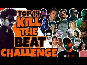 Top 14 Kill The Beat Challenges | Kalla Sha | Kerala Hiphop | KHU 8 | VLOG 26
