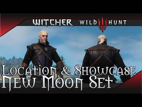 The Witcher 3 Hearts of Stone - New Moon Gear Set Locations & Showcase Guide
