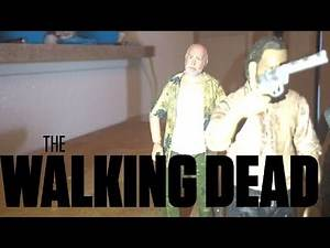 """The Walking Dead stop motion season 6 episode 2 """"Full Boat"""""""