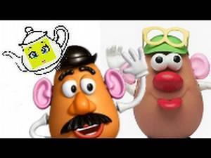 Spiderman Potato Head Toys For Kids Toy Review Toy story kids Movie