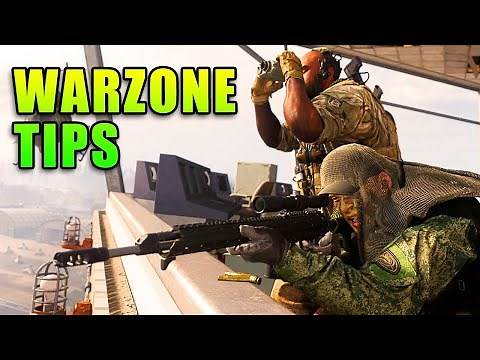 Warzone Beginners Tips - Call of Duty Battle Royale