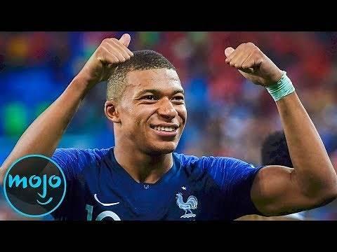Top 10 Rising Sports Stars - Soccer