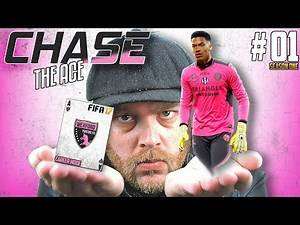 CHASE THE ACE - Fifa 17 Career Mode - A Fifa 17 Experiment Gone Wrong! - EP 1 (2017)