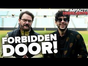 AEW Owner Tony Khan Has Opened THE FORBIDDEN DOOR! | IMPACT! Highlights Feb 9, 2021