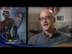 Ant-Man director Peyton Reed answers your fan questions