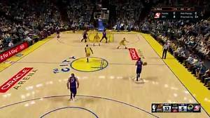 NBA 2K16 PS4 Play Now - Suns vs Finals Teams!