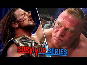WWE Survivor Series 2017 Predictions!