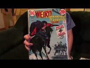 Vintage Comic Book Collection: DC Weird Western Tales