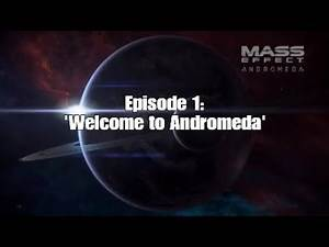 Mass Effect Andromeda: New Game Plus: Episode 1