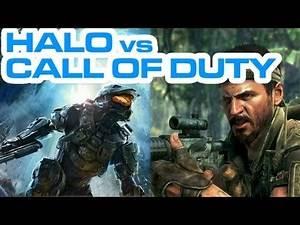 The Halo vs. Call of Duty Debate
