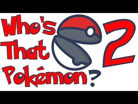 Who's That Pokemon 2 Quiz Diva Answers | Can You Name the Pokemon? | 10 Questions