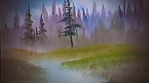 Bob Ross The Joy of Painting Season 4 Episode 10 Quiet Woods