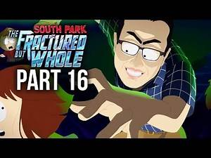 SOUTH PARK THE FRACTURED BUT WHOLE Gameplay Walkthrough Part 16 - JARED SUBWAY