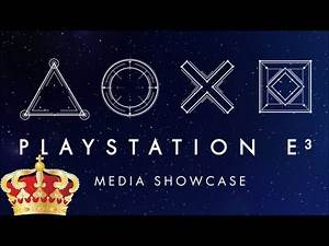 PlayStation E3 2017 Press Conference PS5 Hype!!!!! Live Sony is King