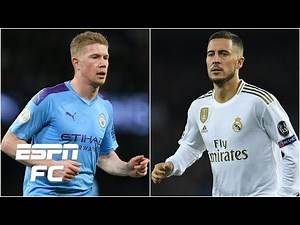 Manchester City's Kevin De Bruyne or Real Madrid's Eden Hazard: Who's better? | Extra Time