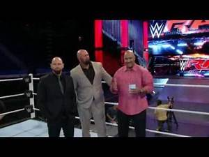 """WWE Jonathan Coachman's """"Post to Post"""" Q&A segment for ESPN features Luke Gallows and Karl Anderson"""