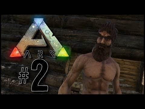 Ark Survival Evolved #2 - Testing Tower