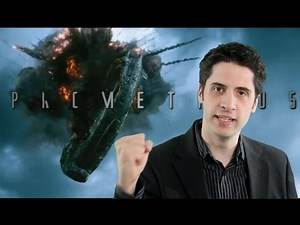 Prometheus trailer review