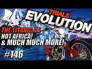 Trials Evolution #146 - Iceberg Ahead!