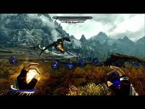 Skyrim - The Most Epic Battle Ever