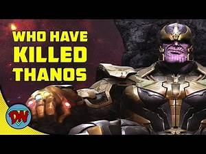 8 Superheroes Who have Defeated Thanos | Explained in Hindi