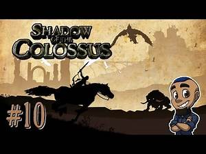 Shadow of the Colossus HD | Part 10 | COLOSSUS XI - CELOSIA [Remastered PS3 Gameplay Walkthrough]