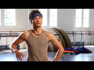 Anaheim Ballet: iDance Male Ballet Dancer, Johnny Zhong