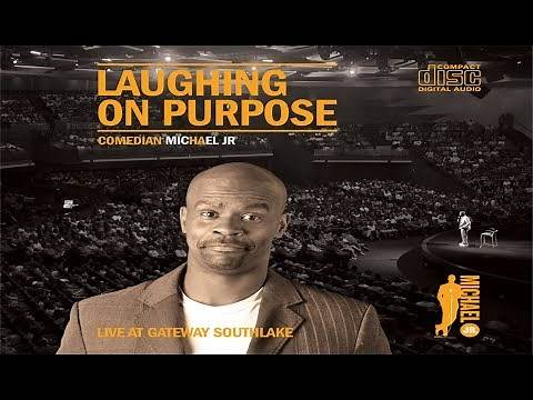 Laughing on Purpose - FULL COMEDY SPECIAL   Michael Jr.