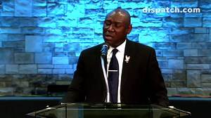 Video: Benjamin Crump speaks at Hill memorial