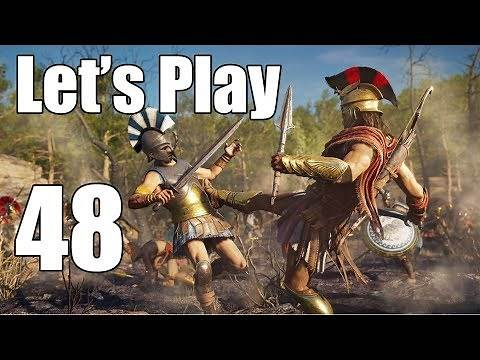 Assassin's Creed Odyssey - Let's Play Part 48: United Front