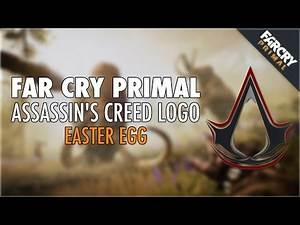 """Far Cry Primal: """"Assassin's Creed Logo Easter Egg"""" - AC Symbol Location (Far Cry Primal Easter Eggs)"""