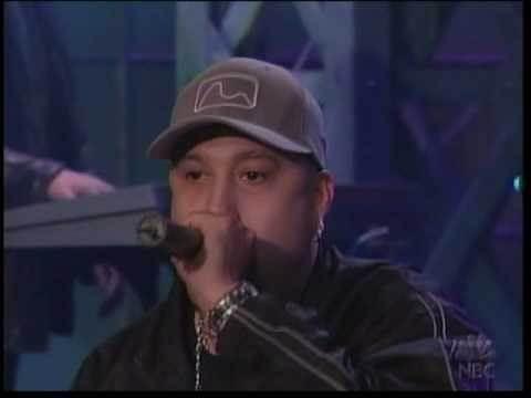 Roni Size n Cypress Hill - Child Of The Wild West (Live On Leno) Lyrics