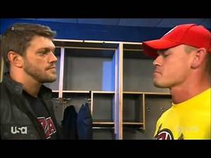 John Cena and Edge talk about their rivalries in the past WWE Raw December 29 2014