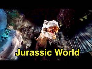 Jurassic World the Ride (Universal Studios Hollywood, CA)