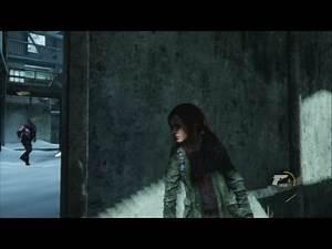 Last of Us: Ellie Vs Clickers (Ellie Gameplay)