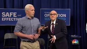Why a single line from the 'Saturday Night Live' cold open is the perfect Trump fact check