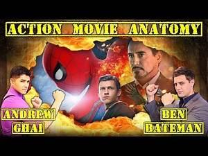 Spider-man: Homecoming (2017)   Action Movie Anatomy