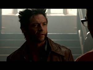 """X-Men: Days of Future Past - """"Wolverine Meets Beast"""" Clip"""