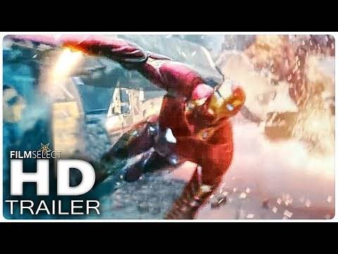 AVENGERS INFINITY WAR All New Clips + Trailers (2018)