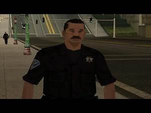 Grand Theft Auto: San Andreas - SFPD Quotes