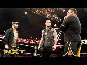 Who is No. 1 Contender to the NXT Championship?: WWE NXT, Jan. 13, 2016