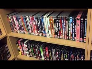 My 1100 Wrestling DVD & Blu-Ray Collection Overview Special