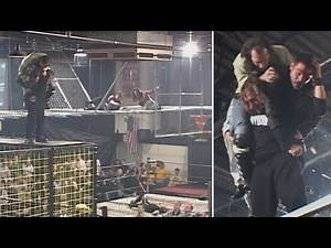 Wrestling s Most Underrated Cage Bump