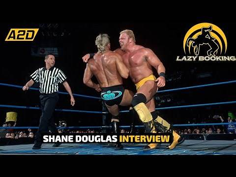 """ECW LEGEND & FORMER WWF AND WCW STAR """"THE FRANCHISE"""" SHANE DOUGLAS INTERVIEW: PART 2 