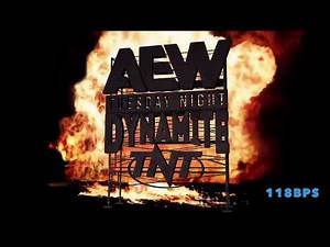 AEW on TNT opening