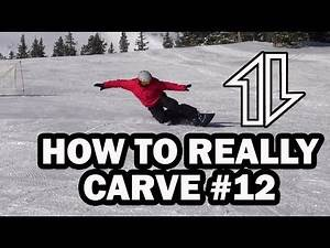 How to Really Really Carve #12