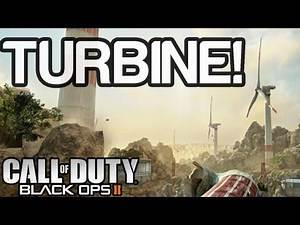 """Black Ops 2 """"TURBINE"""" Map Review! #1"""